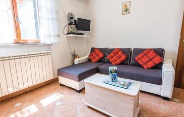 Lindar, Living room u smještaju tipa apartment, dostupna klima i WIFI.