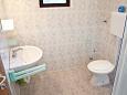 Ližnjan, Bathroom 2 u smještaju tipa apartment, dopusteni kucni ljubimci i WIFI.