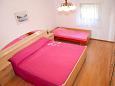 Ližnjan, Bedroom 2 u smještaju tipa apartment, dopusteni kucni ljubimci i WIFI.