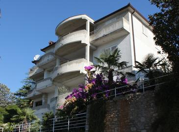Property Rabac (Labin) - Accommodation 7219 - Apartments with pebble beach.