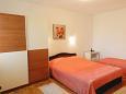 Sypialnia - Apartament A-7235-a - Apartamenty Fažana (Fažana) - 7235