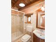 Bathroom 2 - House K-7247 - Vacation Rentals Trget (Raša) - 7247