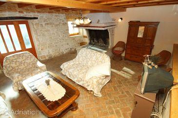 House K-7277 - Vacation Rentals Štokovci (Središnja Istra) - 7277
