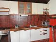Kitchen - Apartment A-732-b - Apartments Mirca (Brač) - 732