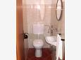 Toilet - Apartment A-732-b - Apartments Mirca (Brač) - 732