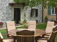 Terrace - Apartment A-7332-a - Apartments Šumber (Središnja Istra) - 7332