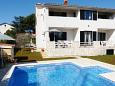 Property Valbandon (Fažana) - Accommodation 7346 - Apartments with pebble beach.