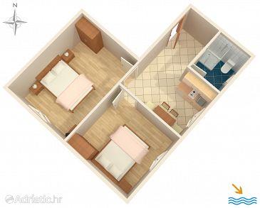 Apartment A-7357-c - Apartments Krnica (Marčana) - 7357