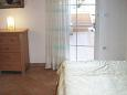 Bedroom 2 - House K-7360 - Vacation Rentals Ripenda (Labin) - 7360