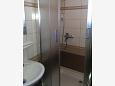 Štinjan, Bathroom u smještaju tipa apartment, dopusteni kucni ljubimci i WIFI.