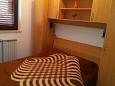 Štinjan, Bedroom 2 u smještaju tipa apartment, dopusteni kucni ljubimci i WIFI.