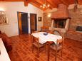 Rakovci, Dining room u smještaju tipa house, WIFI.