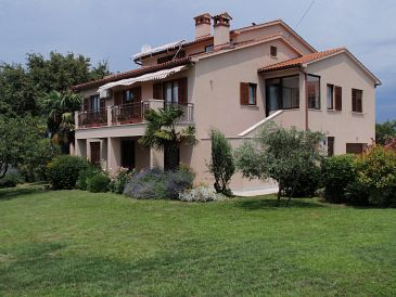Property Presika (Labin) - Accommodation 7390 - Apartments with pebble beach.