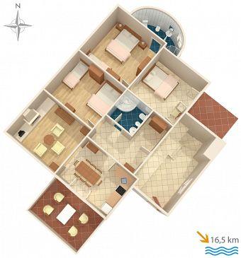 Dom K-7415 - Willa Sveti Martin (Središnja Istra) - 7415