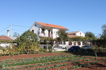 Property Valtura (Pula) - Accommodation 7419 - Apartments with sandy beach.