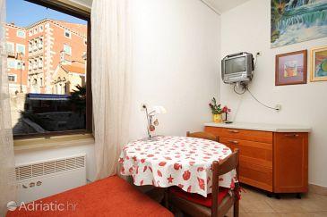 Labin, Dining room u smještaju tipa apartment.