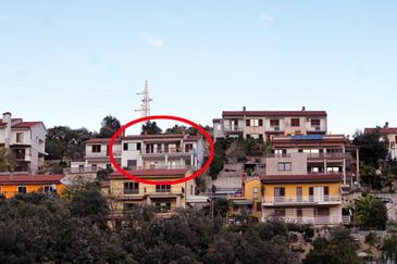 Property Rabac (Labin) - Accommodation 7439 - Apartments with pebble beach.