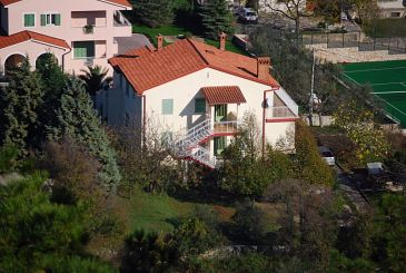 Property Labin (Labin) - Accommodation 7468 - Apartments with pebble beach.