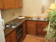 Rabac, Kitchen u smještaju tipa apartment, dopusteni kucni ljubimci i WIFI.