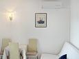 Rabac, Dining room u smještaju tipa apartment, dostupna klima, dopusteni kucni ljubimci i WIFI.