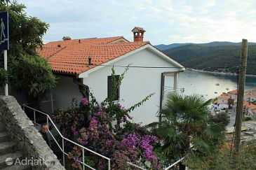 Property Rabac (Labin) - Accommodation 7474 - Apartments with pebble beach.