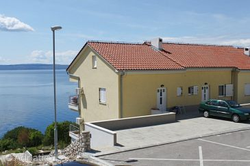 Property Novi Vinodolski (Novi Vinodolski) - Accommodation 7503 - Apartments with pebble beach.