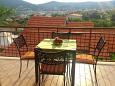 Balcony - House K-7510 - Vacation Rentals Vinišće (Trogir) - 7510
