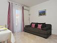 Pokój dzienny - Apartament A-752-c - Apartamenty Sutivan (Brač) - 752