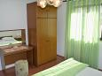 Sutivan, Bedroom u smještaju tipa apartment, dopusteni kucni ljubimci.