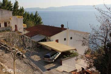 Property Mimice (Omiš) - Accommodation 7522 - Apartments near sea with pebble beach.