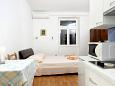Bedroom - Studio flat AS-7529-b - Apartments Split (Split) - 7529