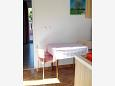 Dining room - Studio flat AS-7531-b - Apartments Sobra (Mljet) - 7531