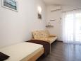 Living room - Studio flat AS-7532-f - Apartments Duće (Omiš) - 7532