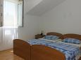 Supetar, Bedroom 2 u smještaju tipa apartment, WIFI.