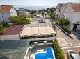 Terrace 1 - view - House K-7539 - Vacation Rentals Podstrana (Split) - 7539
