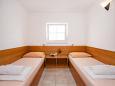 Bedroom 1 - Apartment A-7540-b - Apartments Zatoglav (Rogoznica) - 7540