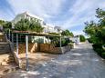 Parking lot Zatoglav (Rogoznica) - Accommodation 7540 - Apartments near sea with pebble beach.