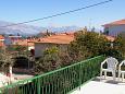 Terrace - view - House K-7547 - Vacation Rentals Supetar (Brač) - 7547