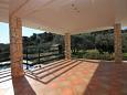 Terrace - House K-7552 - Vacation Rentals Gradina (Korčula) - 7552
