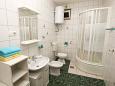 Bathroom 1 - Apartment A-7576-a - Apartments Duće (Omiš) - 7576