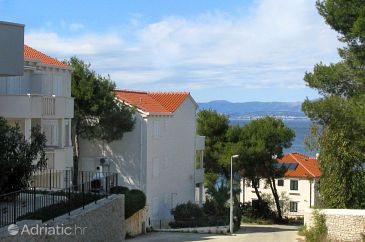 Property Sutivan (Brač) - Accommodation 7591 - Apartments near sea with pebble beach.
