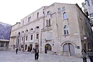 Obiekt Split (Split) - Zakwaterowanie 7593 - Apartamenty blisko morza z piaszczystą plażą.