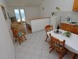 Dining room - Studio flat AS-7599-a - Apartments Zaostrog (Makarska) - 7599