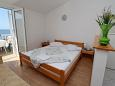 Bedroom - Studio flat AS-7599-a - Apartments Zaostrog (Makarska) - 7599