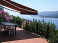 Terrace - Apartment A-7629-a - Apartments Rabac (Labin) - 7629