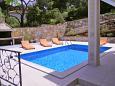 Courtyard Puntinak (Brač) - Accommodation 767 - Vacation Rentals near sea.