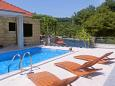 Property Puntinak (Brač) - Accommodation 767 - Vacation Rentals near sea with rocky beach.