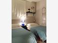 Rabac, Bedroom 2 u smještaju tipa apartment, WIFI.