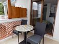 Terrace - Studio flat AS-7689-a - Apartments Mošćenice (Opatija) - 7689