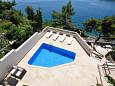 Courtyard Puntinak (Brač) - Accommodation 769 - Apartments near sea.